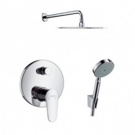 Kit douche encastrable monocommande TALIS E²