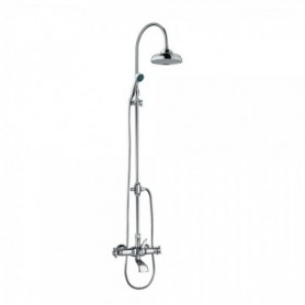 Colonne bain douche  thermostatique '1866 RETRO'