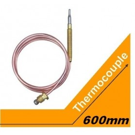 Thermocouple universel 600mm  UTE600