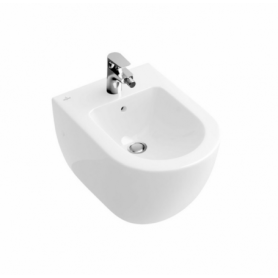 Bidet suspendu céramique blanc SUBWAY 2.0 - 540000