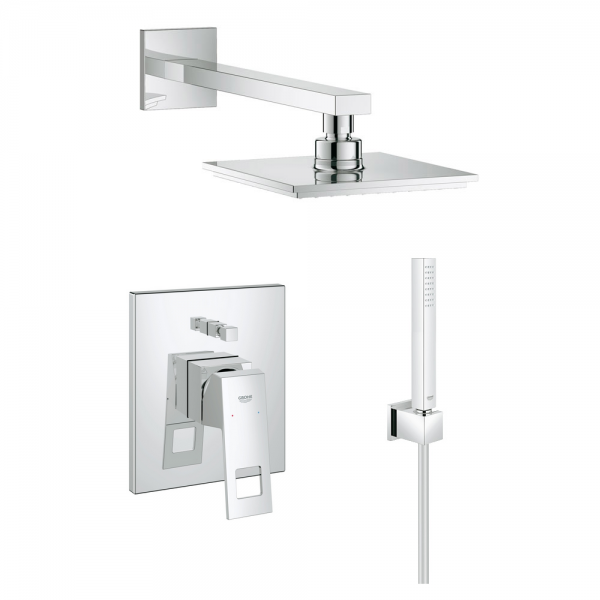 Encastrable grohe best quelques rfrences with encastrable grohe good grohe grohtherm cube - Mitigeur douche encastrable grohe ...
