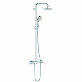 Colonne de douche thermostatique EUPHORIA SYSTEM 190