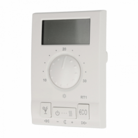 Thermostat d'ambiance chauffage central RT1