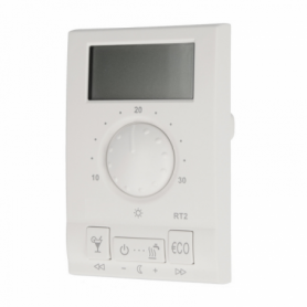 Thermostat d'ambiance chauffage central RT2