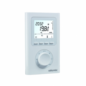 Thermostat programmable radio sans fils réf 073271